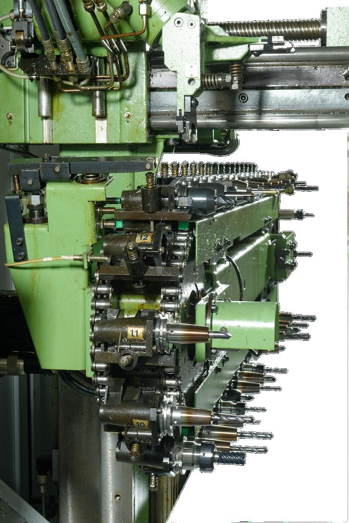 SCHWEIZER Maschinen- und Vorrichtungsbau GmbH / Fräsen
